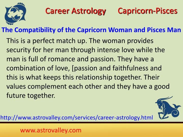 Capricorn-Pisces