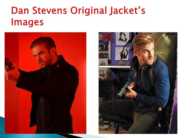 Dan Stevens Original Jacket's Images