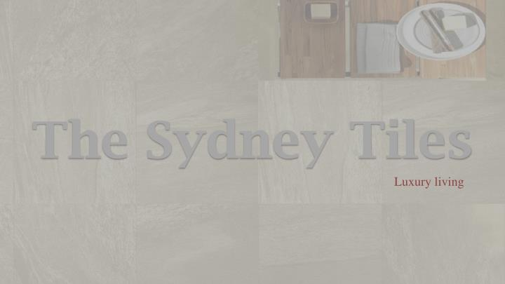 PPT Discount Tiles Store Sydney Floor Wall Bathroom Trav PowerPoint