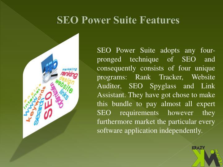 SEO Power Suite