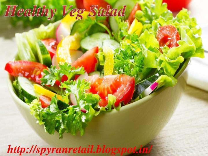Healthy Veg Salad