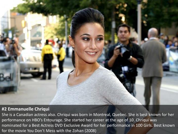 #2 Emmanuelle