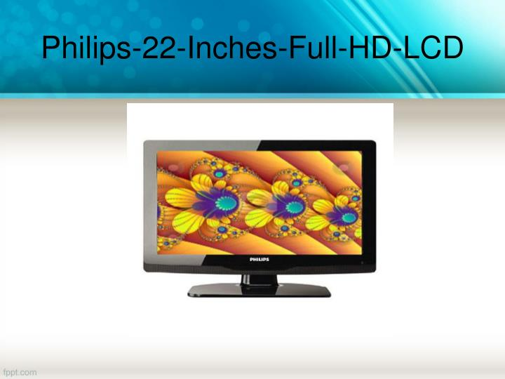 Philips-22-Inches-Full-HD-LCD