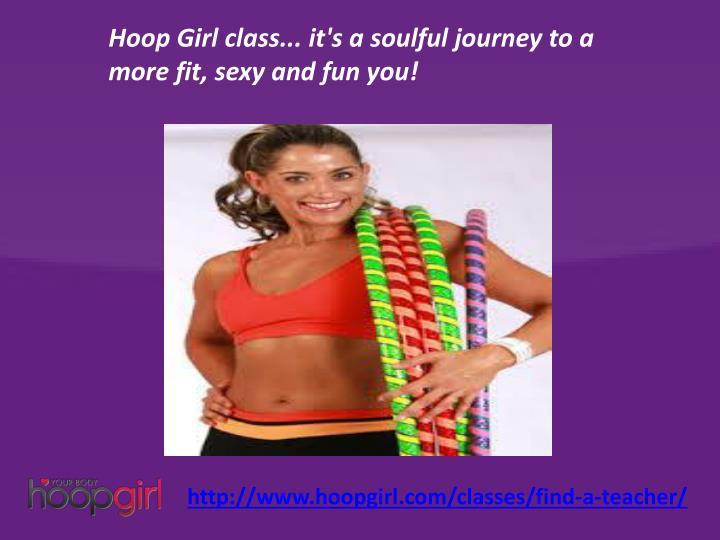 Hoop Girl class