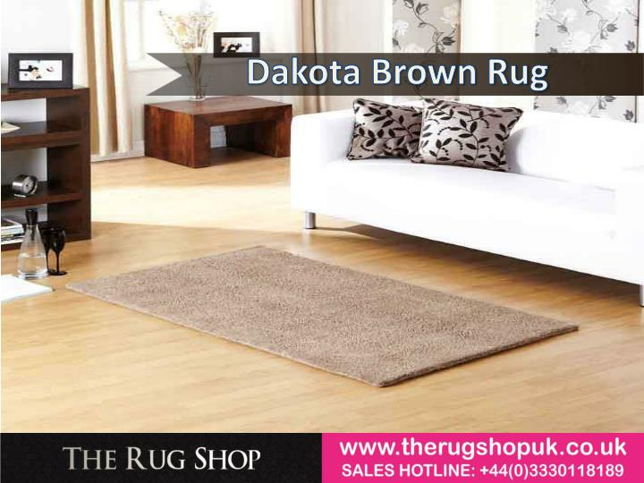 Dakota Brown Rug