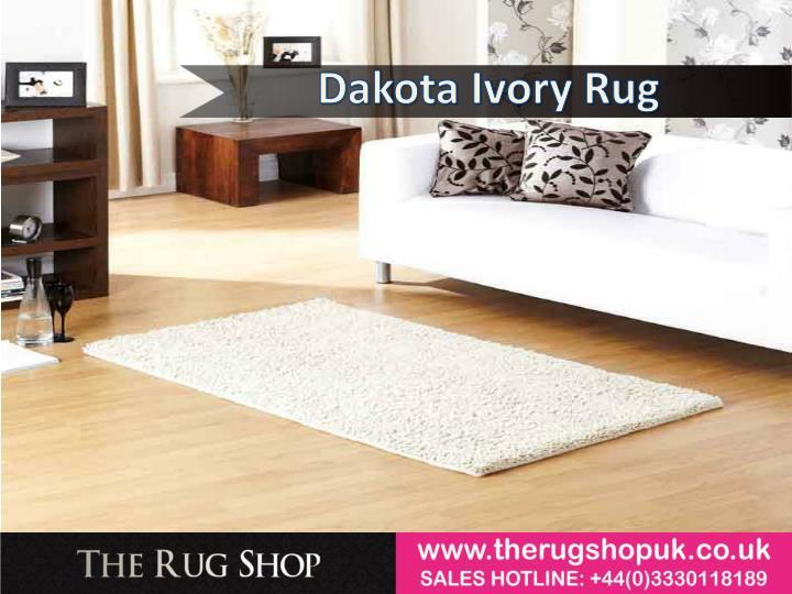 Dakota Ivory Rug