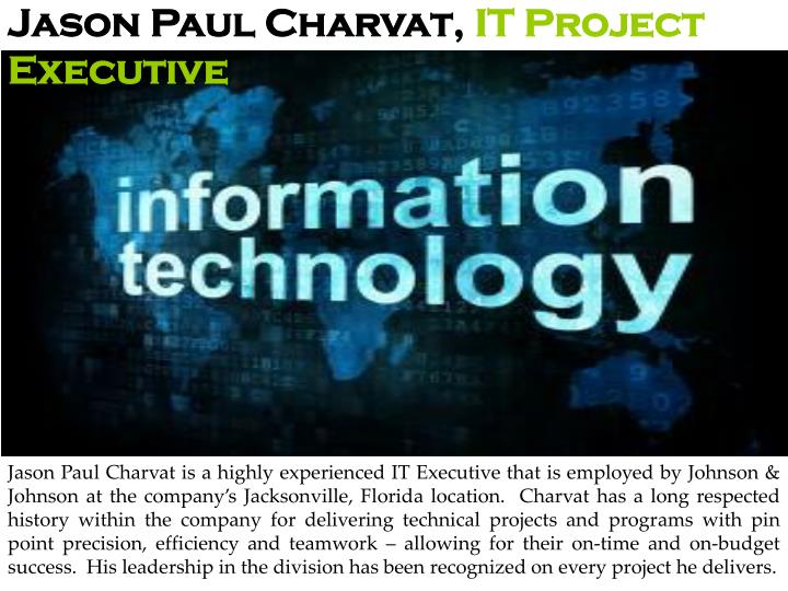 Jason Paul Charvat,
