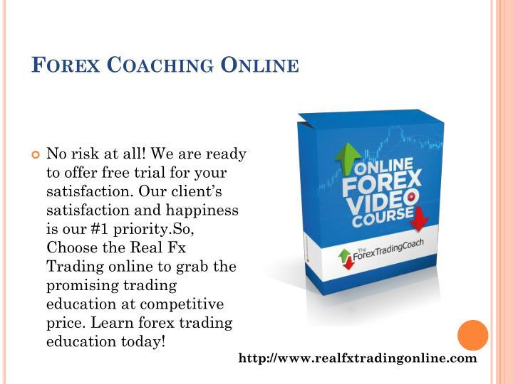 Forex Coaching Online
