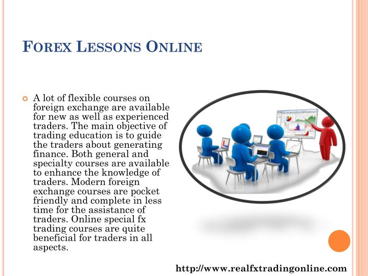 Forex Lessons Online