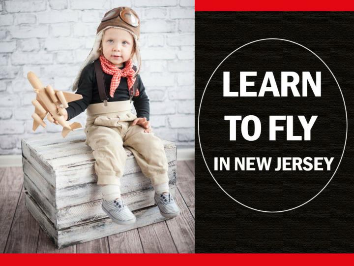 Learn to fly in new jersey