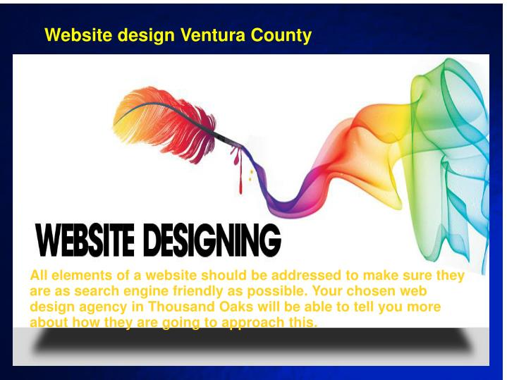 Website design Ventura County