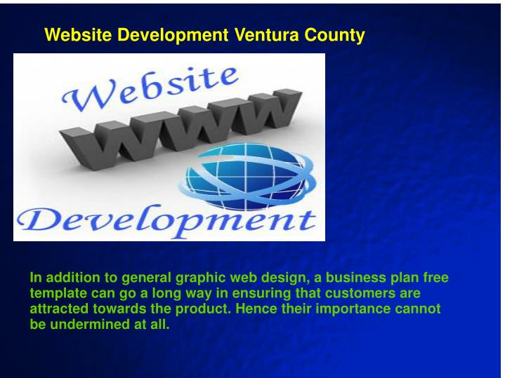 Website Development Ventura County