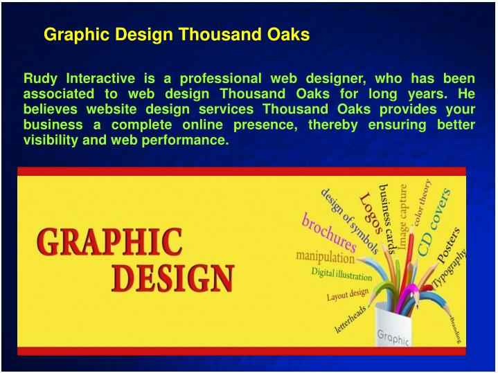Graphic Design Thousand Oaks