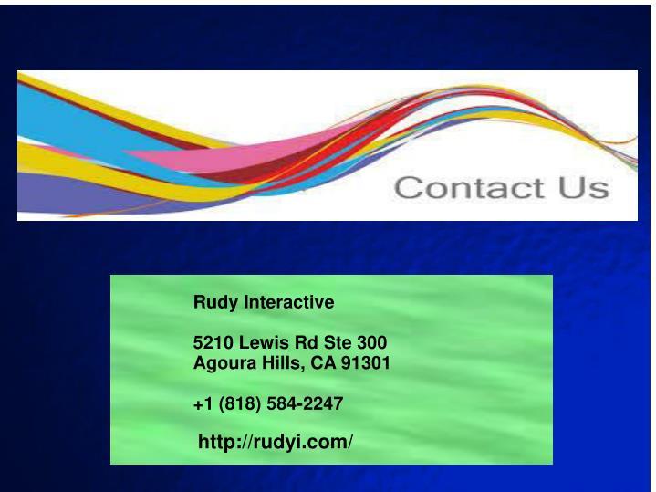 Rudy Interactive