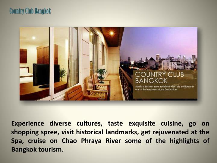 Country Club Bangkok