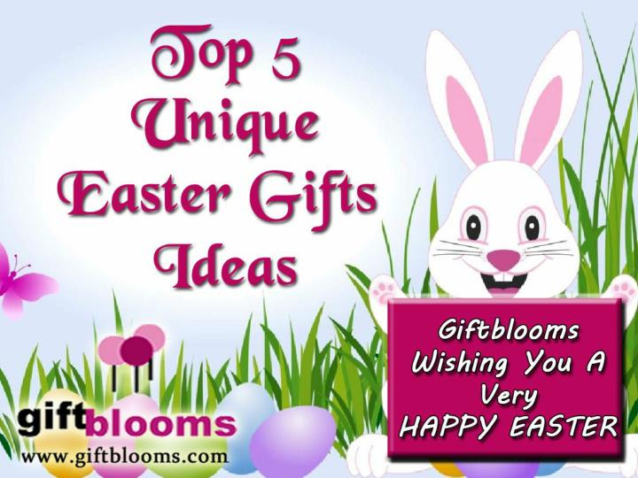 Perfect easter gifts ideas to celebrate easter