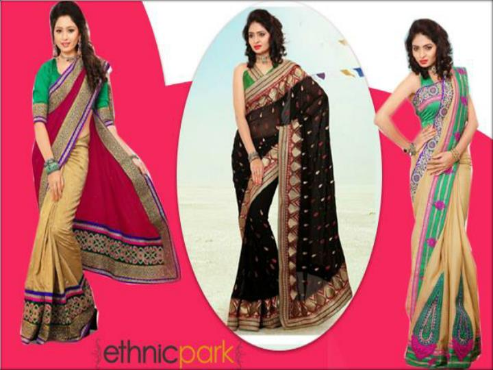 Holi with best bollywood saree collection