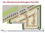 elan mercado sector 80 gurgaon floor plan