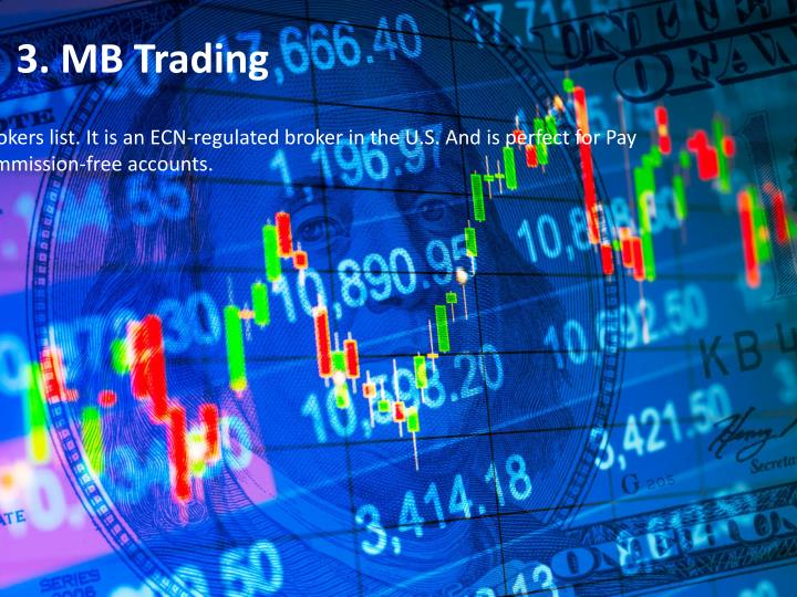 3. MB Trading