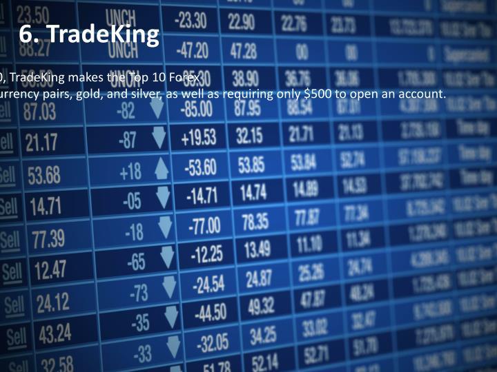 6. TradeKing