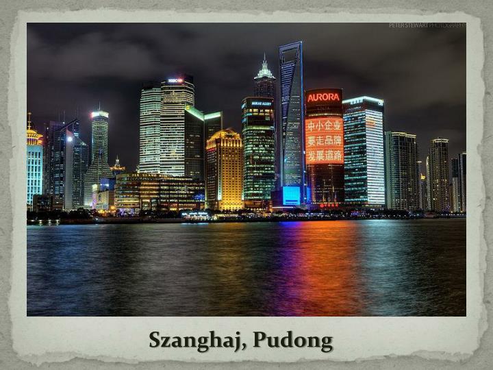 Szanghaj, Pudong
