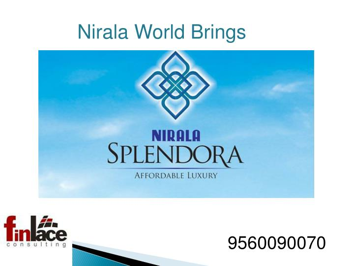 Nirala World Brings