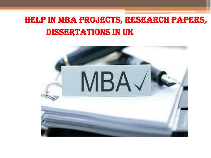 mba dissertation in it 4 pick an mba dissertation topic based on your career  if you are a student in full time employment, make your mba dissertation topic part of an ongoing company project it is possible to study for an mba qualification full time, part time, and at long distance the course is available worldwide, and it is.