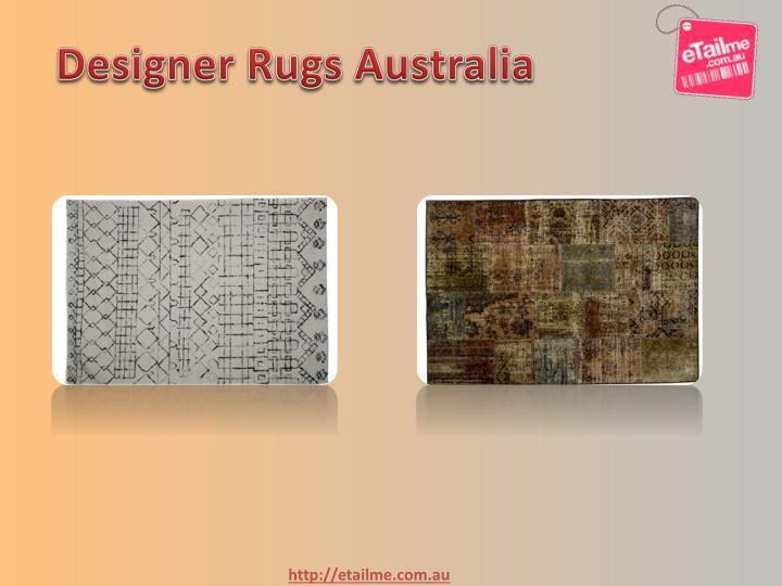 Designer Rugs Australia