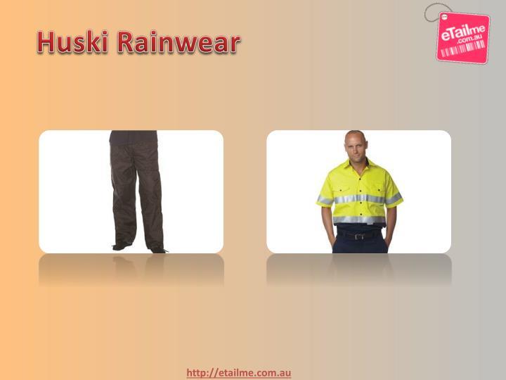 Huski Rainwear
