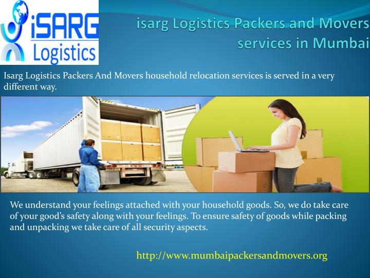 I sarg logistics packers and movers services in mumbai1