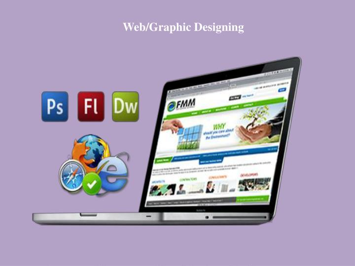 Web/Graphic Designing