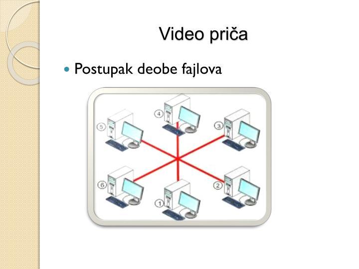 Video priča