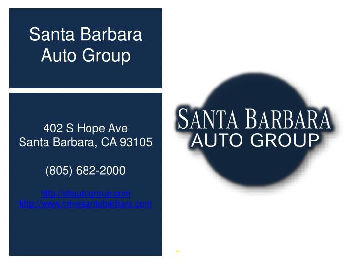 Santa Barbara Auto Group