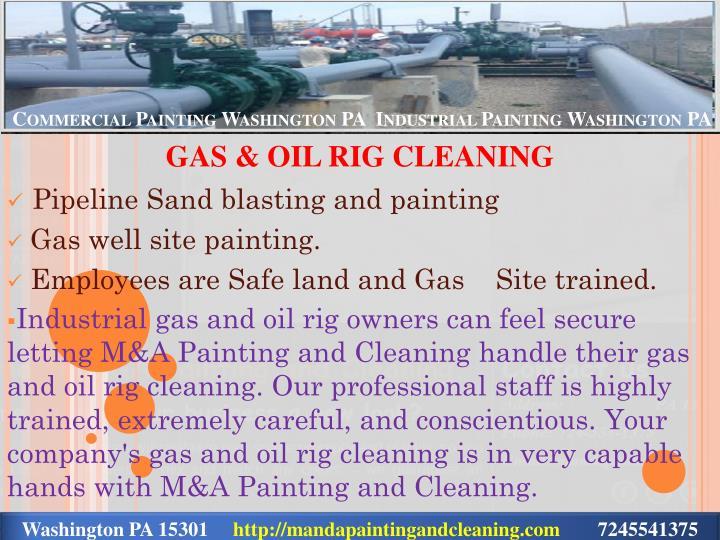 Commercial Painting Washington PA  Industrial Painting Washington PA
