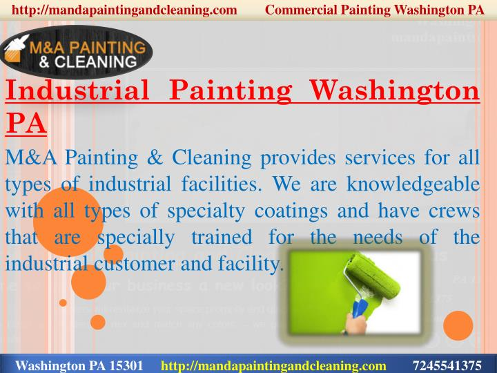 http://mandapaintingandcleaning.com        Commercial Painting Washington PA