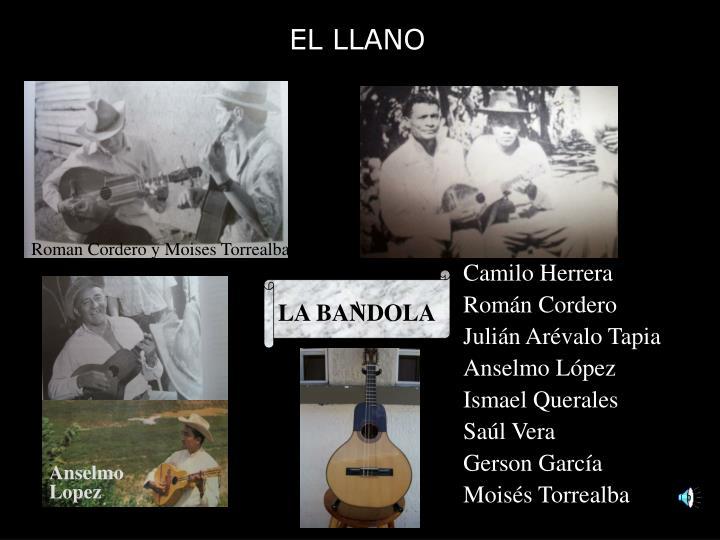 EL LLANO