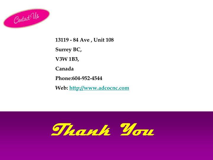 13119 - 84 Ave , Unit 108
