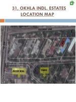 31 okhla indl estates location map