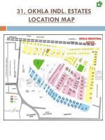 31 okhla indl estates location map1