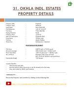 31 okhla indl estates property details