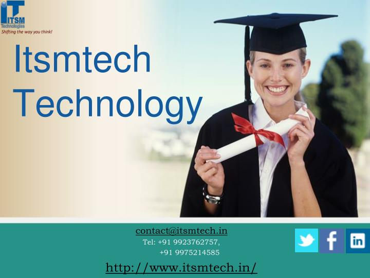 Itsmtech technology