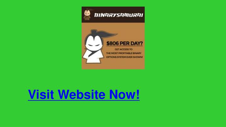 Visit Website Now!