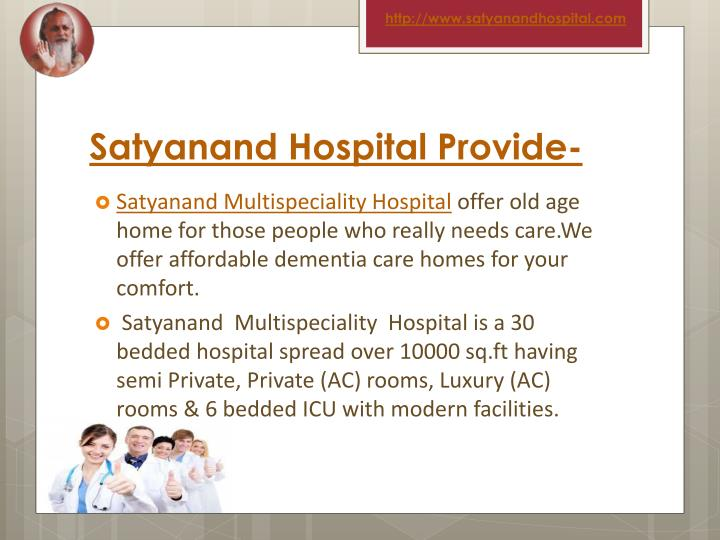 http://www.satyanandhospital.com