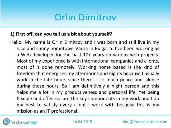 Orlin