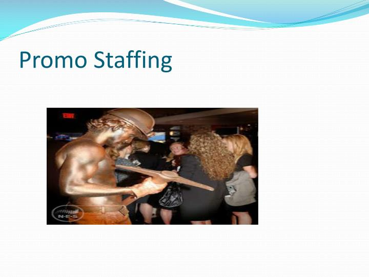Promo Staffing