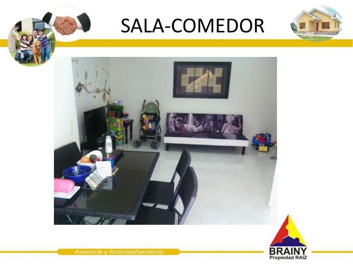 SALA-COMEDOR