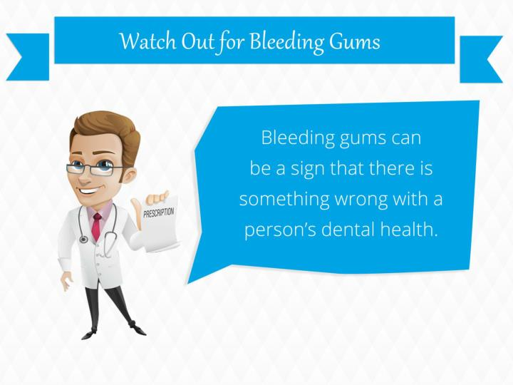 Watch Out for Bleeding Gums