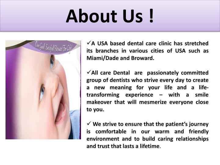About Us !