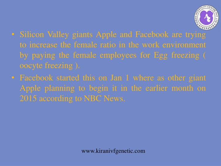 Silicon Valley giants Apple and
