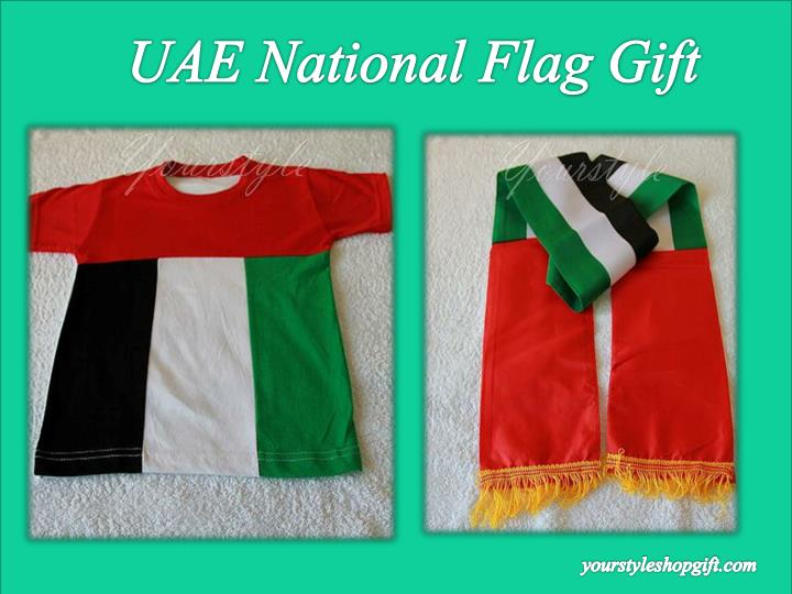 UAE National Flag Gift